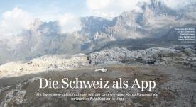 Die Schweiz als App